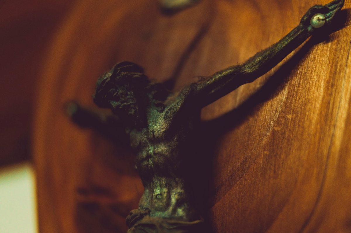 Za ciężki Chrystus